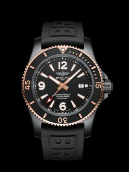 超级海洋自动机械腕表46黑钢特别版(SUPEROCEAN AUTOMATIC 46 BLACK STEEL)