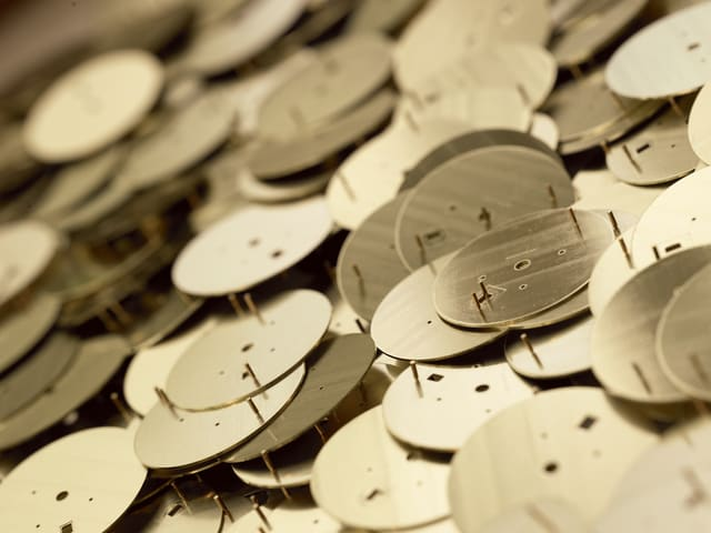 Breitling - 表盘
