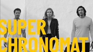 全新超级机械计时系列(SUPER CHRONOMAT)